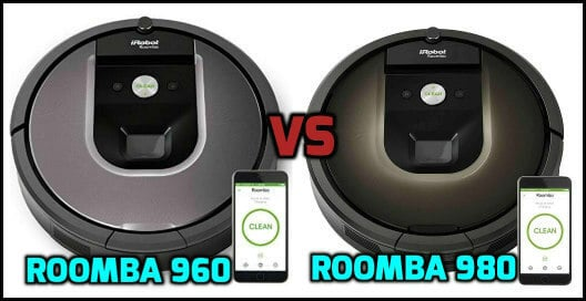 Roomba 960 vs 980 – What is Best for You?