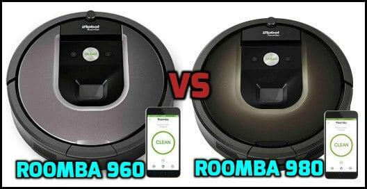 Roomba 960 vs 980