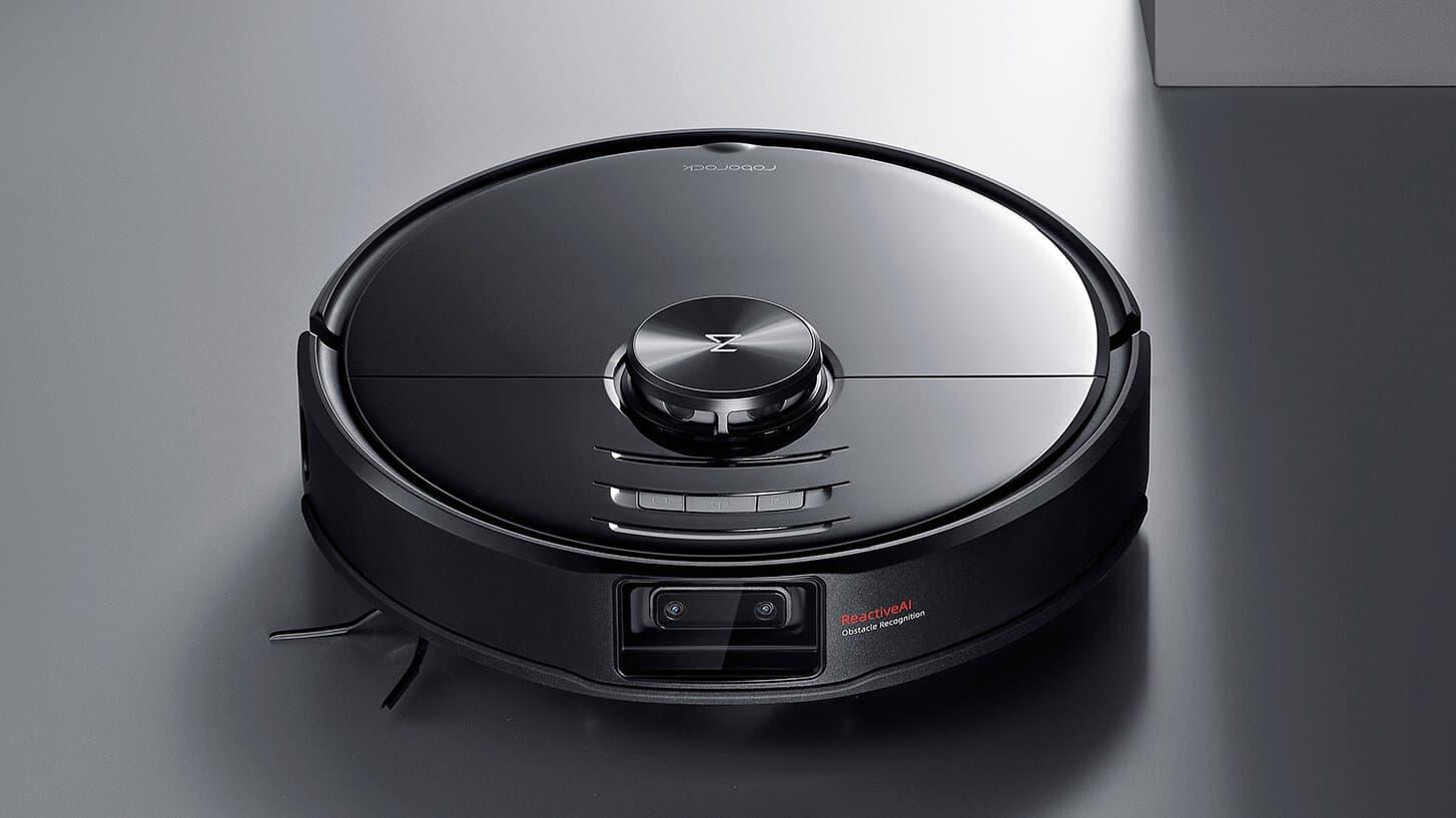 roborock s6 maxv stereo camera