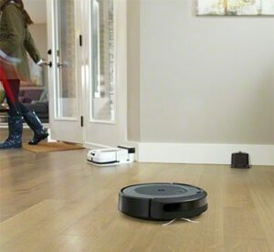 Roomba and Braava in sync - Imprint link technology