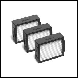 Irobots hepa filters