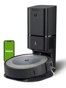 Roomba i3 plus robot vacuum