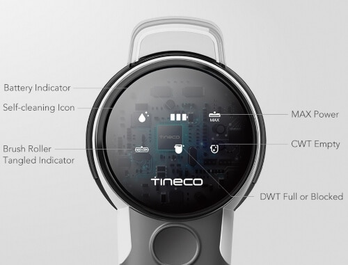 Tineco Ifloor 3 Led Display