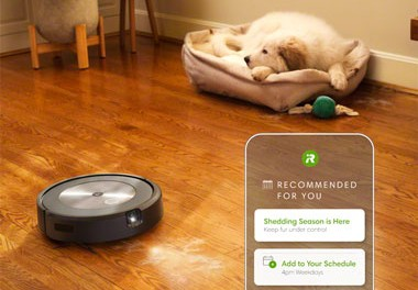 Roomba j7 app recommendations
